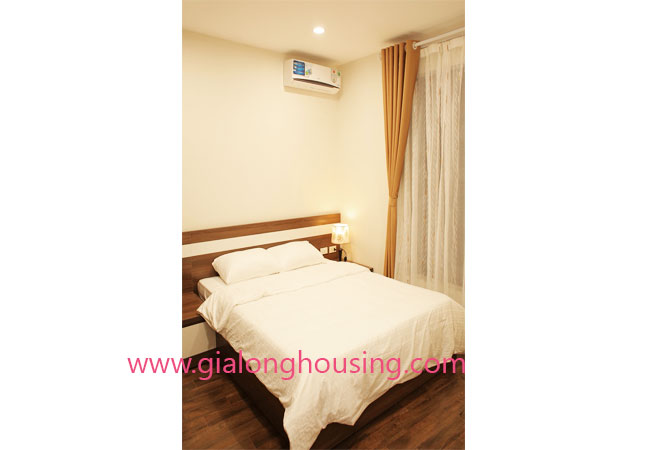 01 bedroom apartment for rent in Dao Tan street, Ba Dinh district 10
