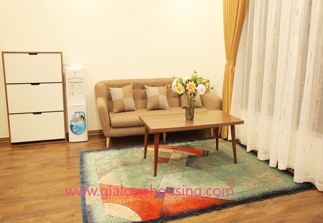 01 bedroom apartment for rent in Dao Tan street, Ba Dinh district 5