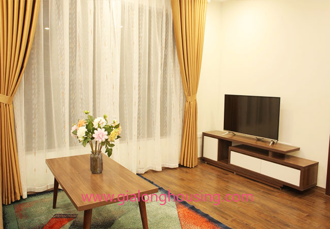 01 bedroom apartment for rent in Dao Tan street, Ba Dinh district 7