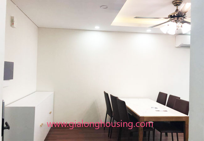 Apartment for rent in Lotus building, Ngoai Giao Doan Complex 1