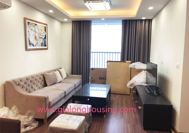 Apartment for rent in Lotus building, Ngoai Giao Doan Complex 3