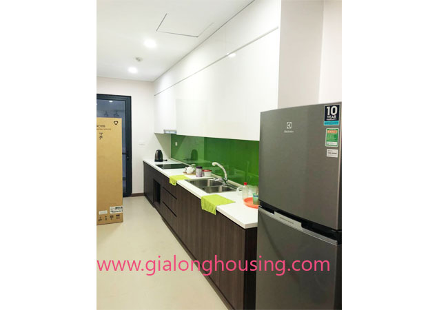 Apartment for rent in Lotus building, Ngoai Giao Doan Complex 4