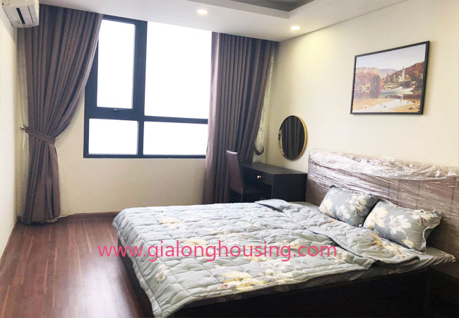 Apartment for rent in Lotus building, Ngoai Giao Doan Complex 6