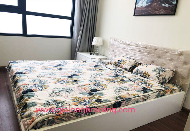Apartment for rent in Lotus building, Ngoai Giao Doan Complex 7