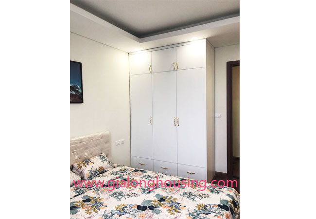 Apartment for rent in Lotus building, Ngoai Giao Doan Complex 8