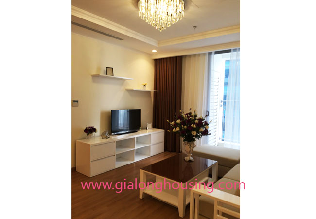 Modern 2 bedroom apartment in Vinhomes Nguyen Chi Thanh Hanoi 2