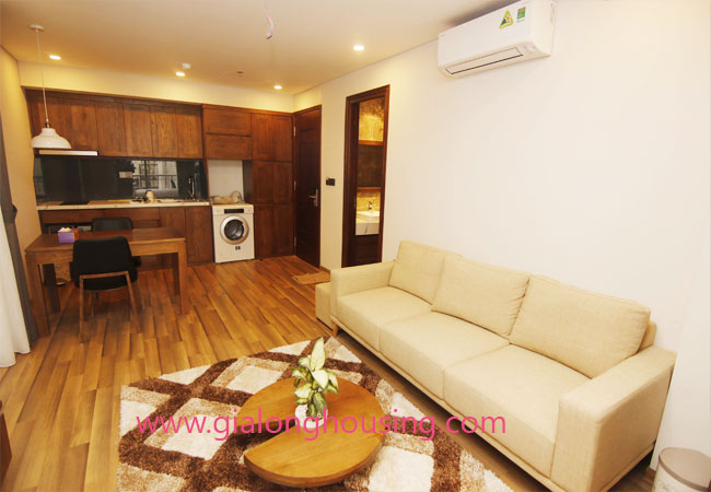 Serviced apartment for rent in Van Bao street, Ba Dinh district 2
