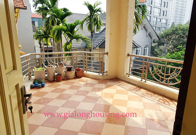5 bedroom house for rent in To Ngoc Van street 16