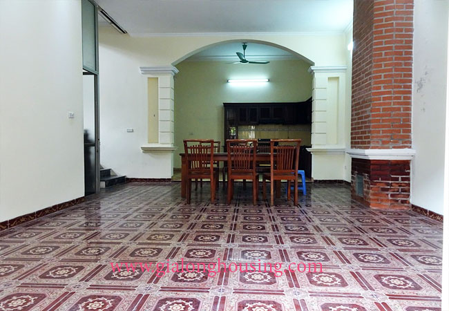 5 bedroom house for rent in To Ngoc Van street 2