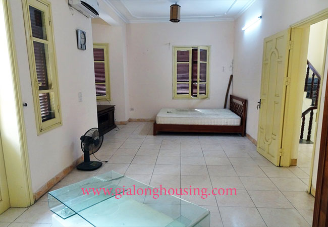 5 bedroom house for rent in To Ngoc Van street 6