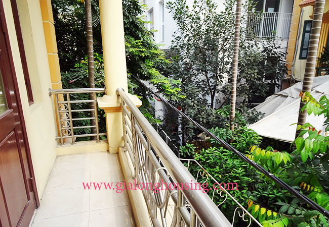 5 bedroom house for rent in To Ngoc Van street 9
