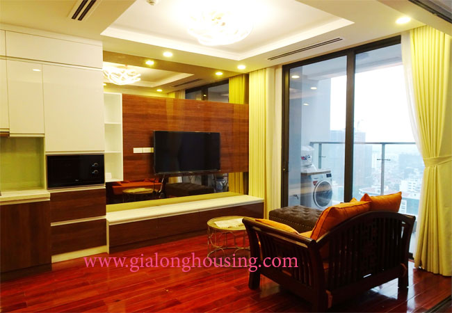 One bedroom apartment for rent in Vinhomes Metropolis 1