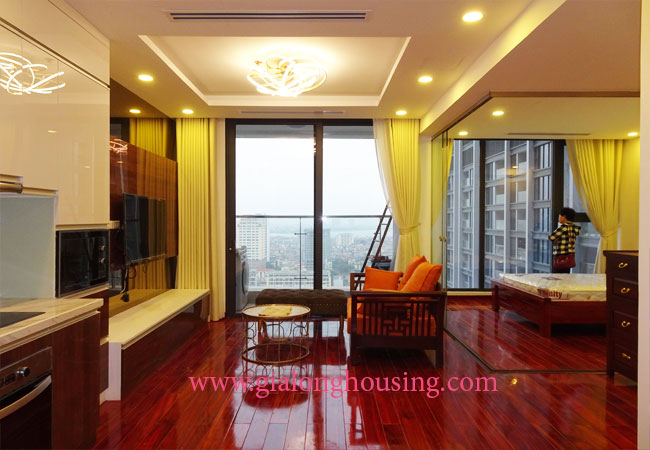 One bedroom apartment for rent in Vinhomes Metropolis 4