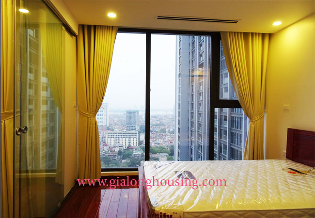 One bedroom apartment for rent in Vinhomes Metropolis 8