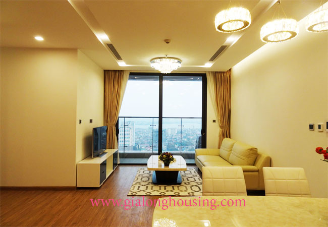 Brand new luxury apartment for rent in Vinhomes Metrpolis 1