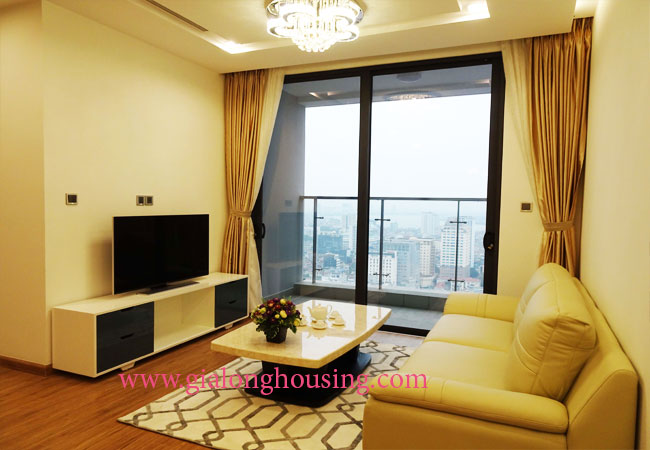 Brand new luxury apartment for rent in Vinhomes Metrpolis 2