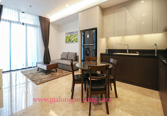 Brand new apartment for rent in Sun Grand City, Hanoi 2