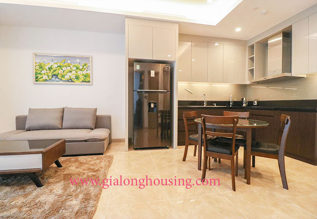 Brand new apartment for rent in Sun Grand City, Hanoi 3