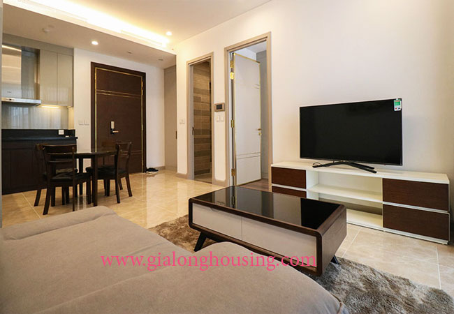 Brand new apartment for rent in Sun Grand City, Hanoi 4