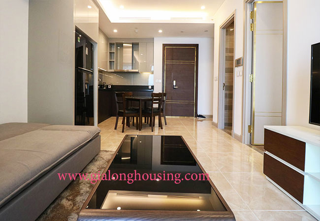 Brand new apartment for rent in Sun Grand City, Hanoi 5