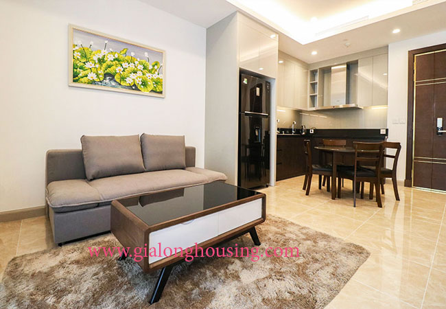 Brand new apartment for rent in Sun Grand City, Hanoi 6