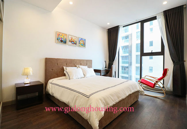 Brand new apartment for rent in Sun Grand City, Hanoi 8