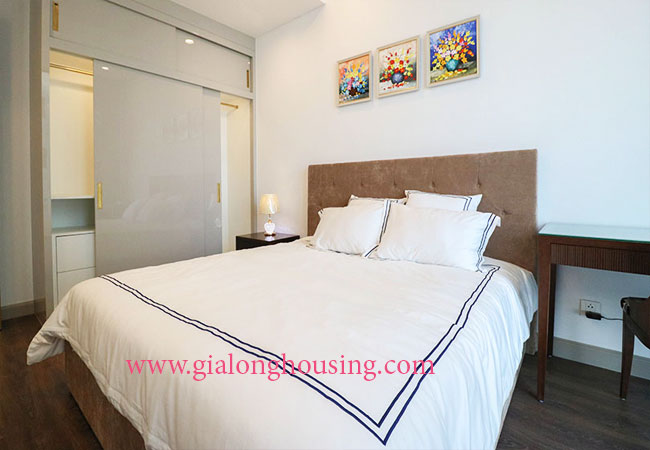 Brand new apartment for rent in Sun Grand City, Hanoi 9