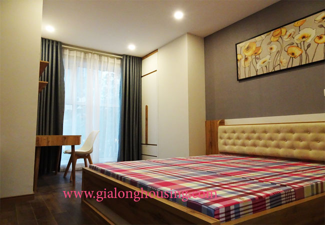 Beautiful 02 bedroom apartment on high floor at L3 Ciputra 11