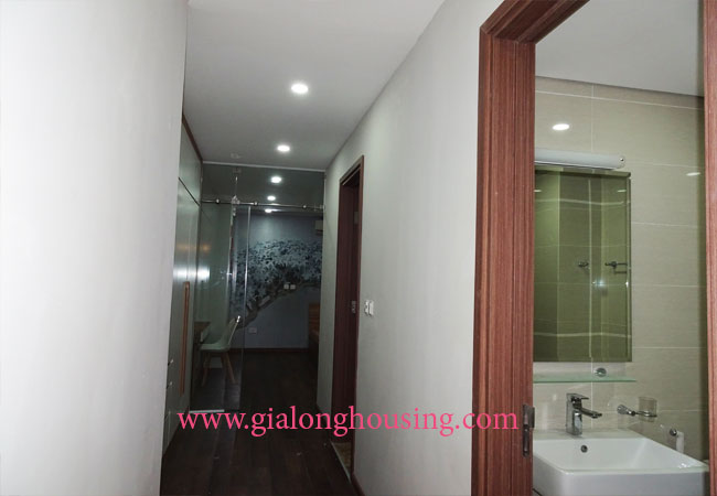 Beautiful 02 bedroom apartment on high floor at L3 Ciputra 9