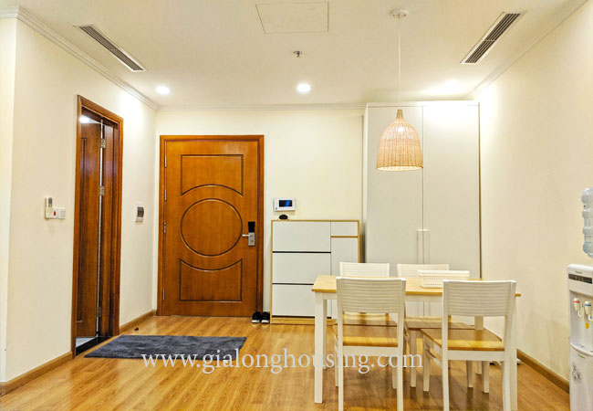 Nice apartment 01 bedroom for rent in Vinhomes Nguyen Chi Thanh 6
