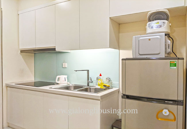 Nice apartment 01 bedroom for rent in Vinhomes Nguyen Chi Thanh 7