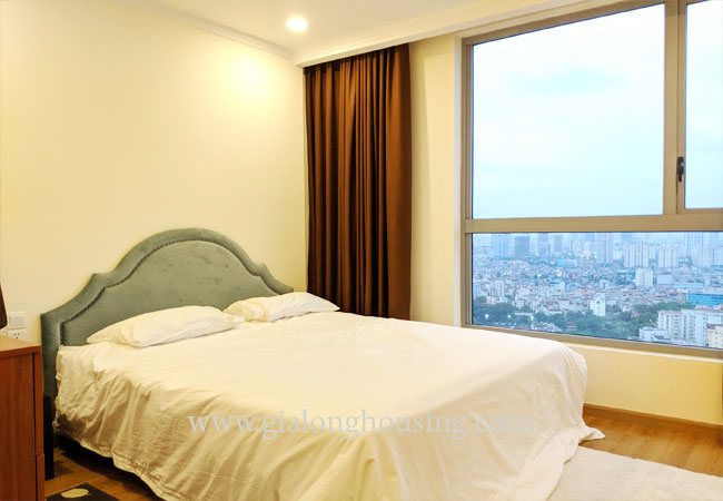 Nice apartment 01 bedroom for rent in Vinhomes Nguyen Chi Thanh 9