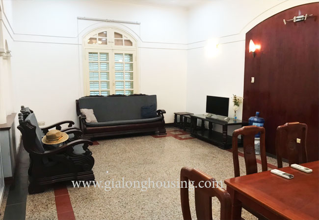 4 bedroom house for rent in Dang Thai Mai street 2