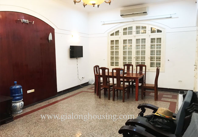 4 bedroom house for rent in Dang Thai Mai street 3