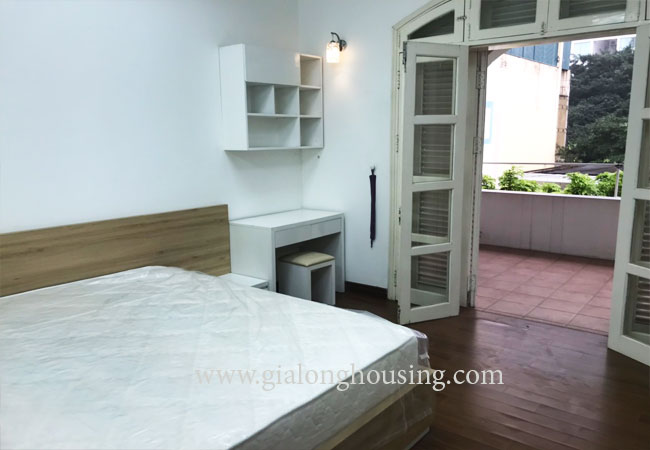 4 bedroom house for rent in Dang Thai Mai street 8