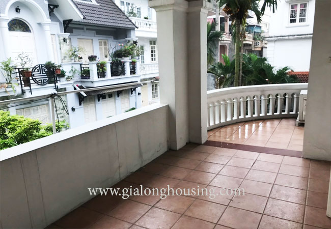 4 bedroom house for rent in Dang Thai Mai street 9
