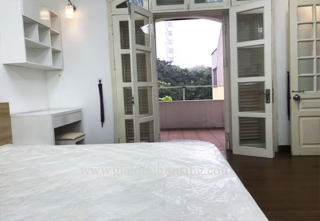 4 bedroom house for rent in Dang Thai Mai street 13