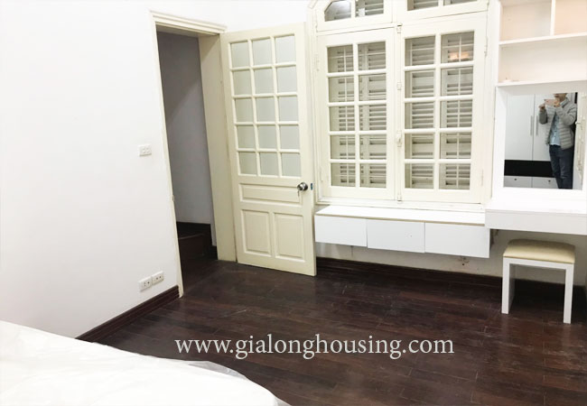 4 bedroom house for rent in Dang Thai Mai street 14