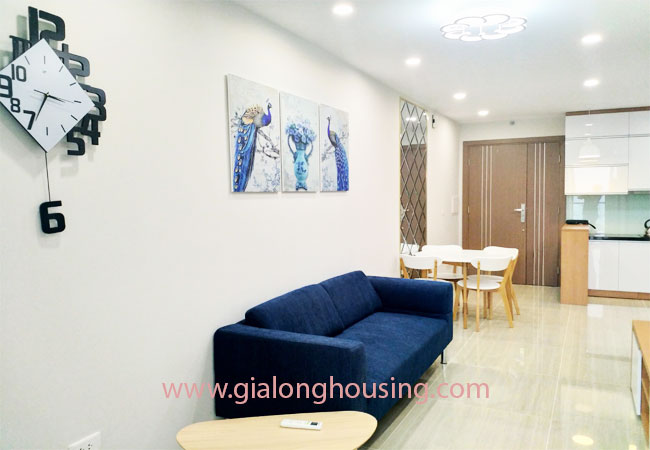 2 bedroom apartment for rent in L4 building, Ciputra 1