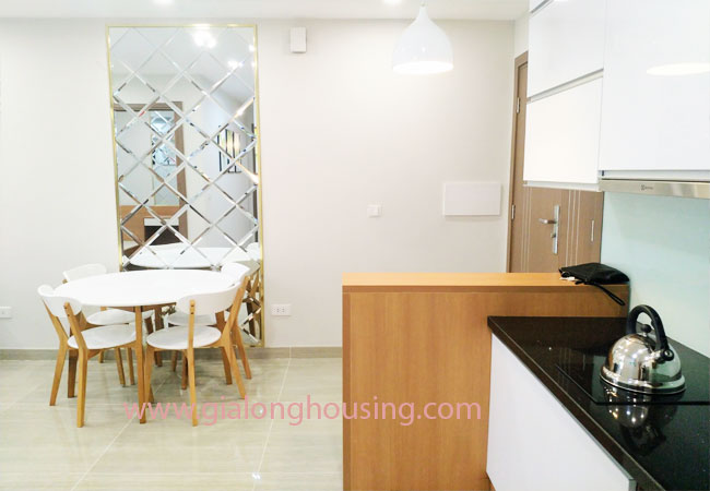 2 bedroom apartment for rent in L4 building, Ciputra 2