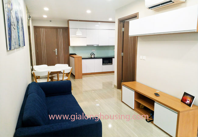 2 bedroom apartment for rent in L4 building, Ciputra 3