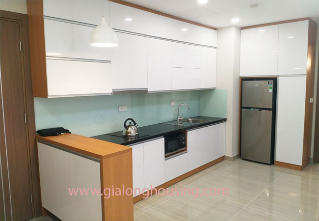 2 bedroom apartment for rent in L4 building, Ciputra 4