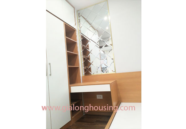 2 bedroom apartment for rent in L4 building, Ciputra 9