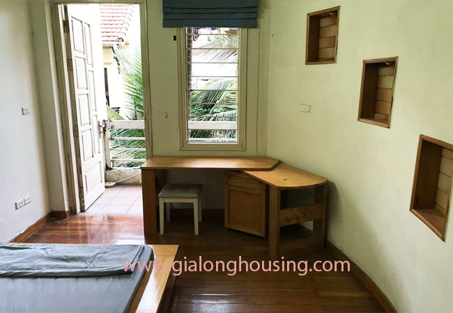 4 bedroom house for rent in Dong Da district 11