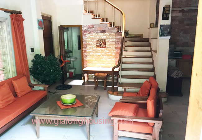 4 bedroom house for rent in Dong Da district 6