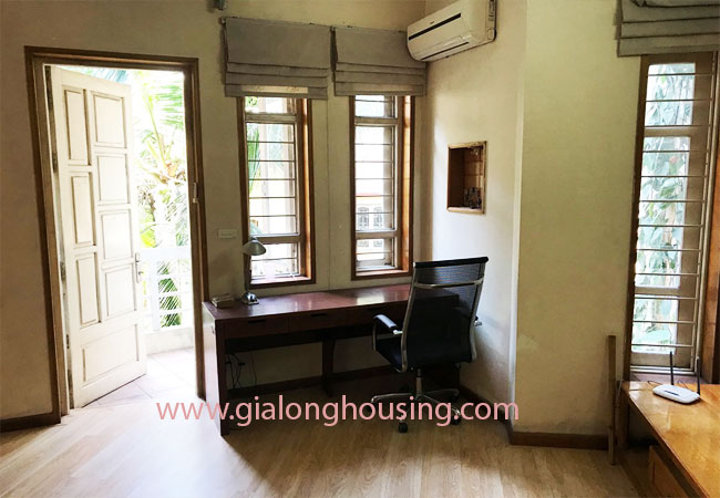 4 bedroom house for rent in Dong Da district 9