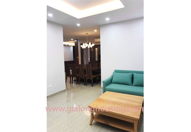Big size 3 bedroom apartment for rent in L3 building Ciputra 1