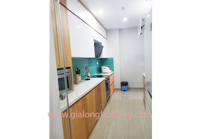 Big size 3 bedroom apartment for rent in L3 building Ciputra 2