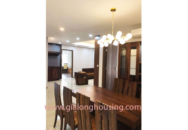 Big size 3 bedroom apartment for rent in L3 building Ciputra 3
