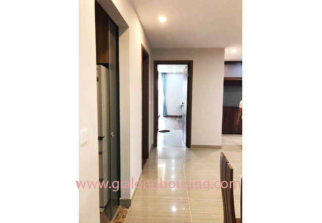 Big size 3 bedroom apartment for rent in L3 building Ciputra 4